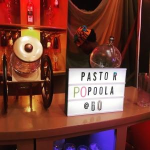 Pastor Popoola @ 50