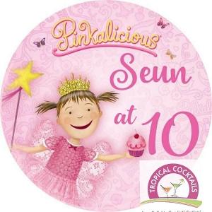 Pinkalicious Seun at 10