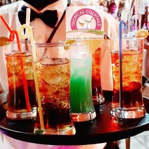 Cocktails...Long Island Iced Tea